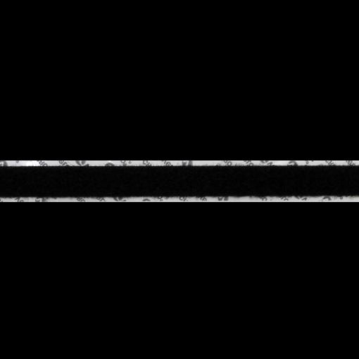 "1.5"" BLACK VELCRO® BRAND POLY LOOP - MARINE GRADE ADHESIVE"