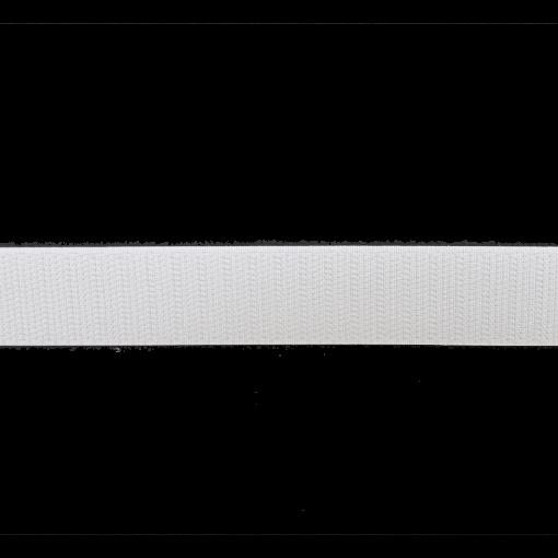 "1"" WHITE VELCRO® BRAND LOOP 3610"
