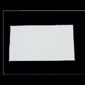 "1"" WHITE ULTRA-MATE® HOOK ADHESIVE BACKED"